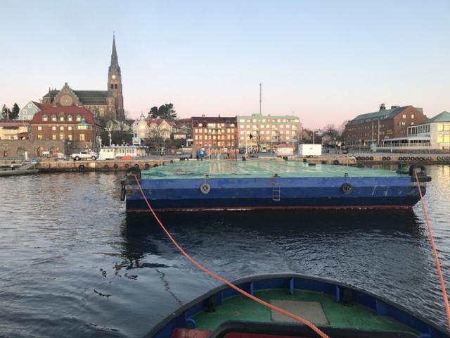 Barge Lysekil